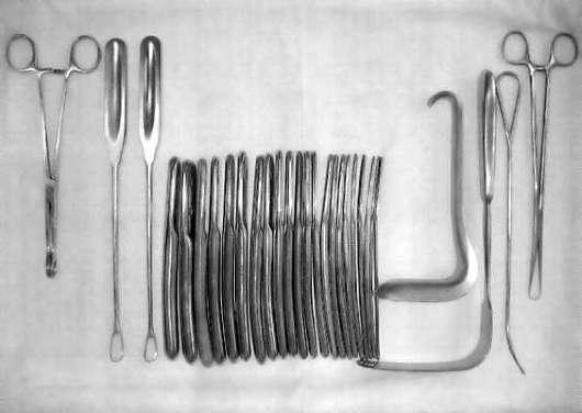 Фото крупным планом инструментов которыми делают аборт фото 733-586