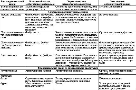 Продолжение таблицы 6. Классификация Животных Таблица