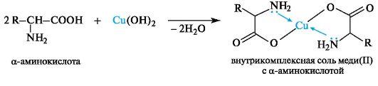 Общая качественная реакция на белки и пептиды стероиды витебск