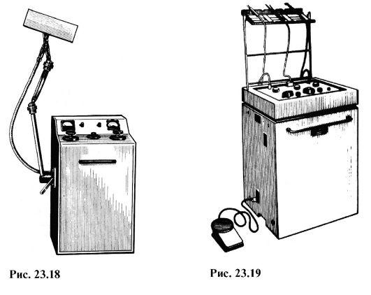 аппаратов электрохирургии