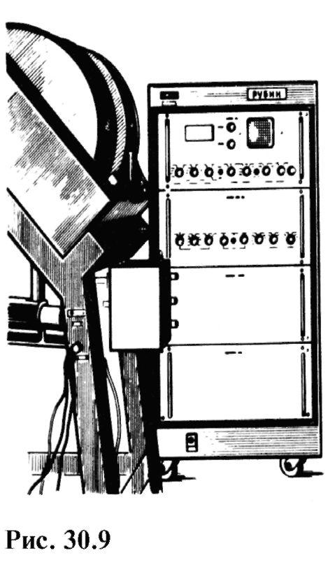 4 - электронная схема,
