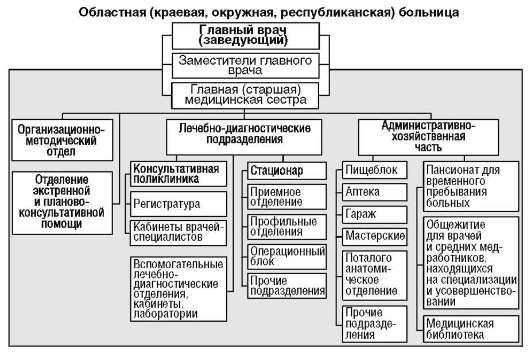 Примерная организационная
