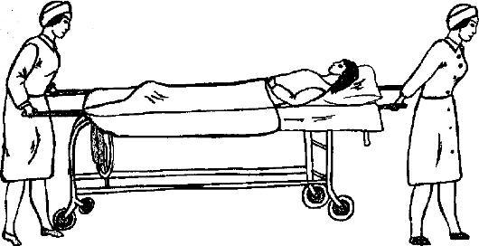 Каталка для больного своими руками