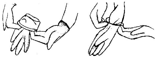оборудование для изготовления одноразовых перчаток пэ спанбонд