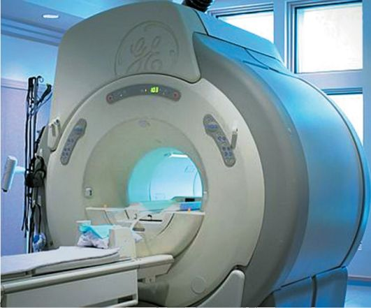 Схема устройства МРТ