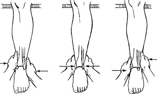 Припухлость и боль в косточке на ноге